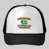 Beer-Powered Special Ed. Teacher Hats
