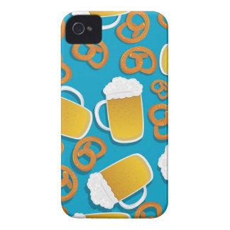 Beer & Pretzels BlackBerry Bold Case
