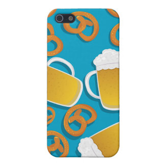 Beer & Pretzels  Case For iPhone SE/5/5s