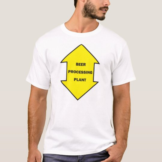 Beer Processing Plant T-Shirt