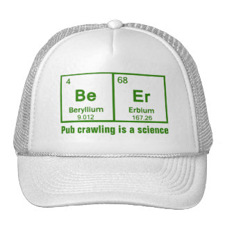 Beer Pub Crawling Is A Science Trucker Hat