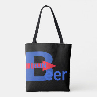 Beer Run Tote Bag