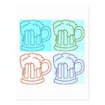 Beer Runner/Oktoberfest Postcards