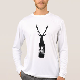 Beer Season - Deer Season Funny Men's Shirt