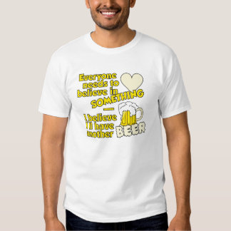 Beer shirt - choose your style & color