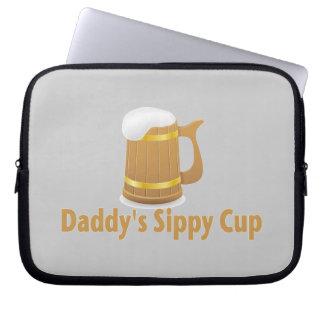 Beer Sippy Computer Sleeve