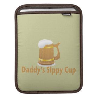 Beer Sippy iPad Sleeve