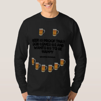 Beer Smile T Shirt