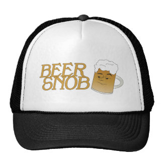 Beer Snob Hat