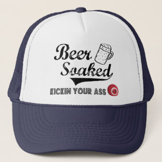 Beer Soaked Official Hat
