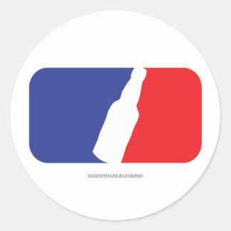 Beer Sport Stickers