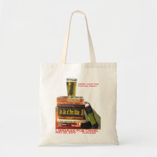 Beer Stack Tote Bag