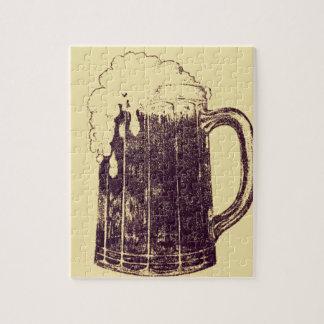 Beer Stein Jigsaw Puzzle
