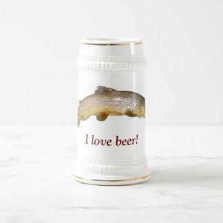 Beer Stein 18 Oz Beer Stein
