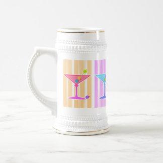 Beer, Stein - Retro Pop Art Martinis