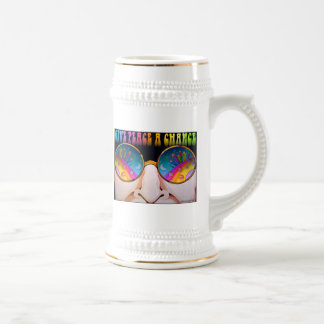 BEER STEIN - SHADES OF THE SIXTIES