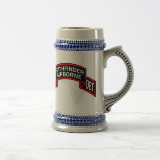 Beer Stein with Company Scroll 18 Oz Beer Stein
