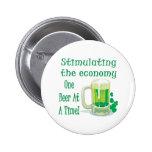 Beer Stimulus Pin