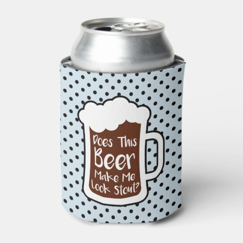 Beer Stout Can Cooler