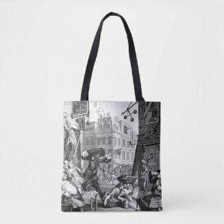 Beer Street, 1751 Tote Bag