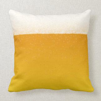 Beer suds design 5 pillow