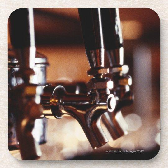 Beer Taps Drink Coaster