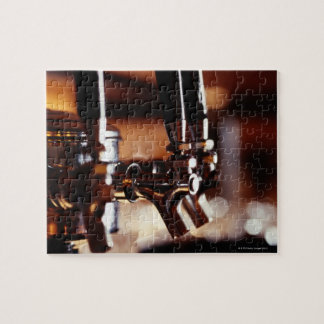 Beer Taps Jigsaw Puzzles