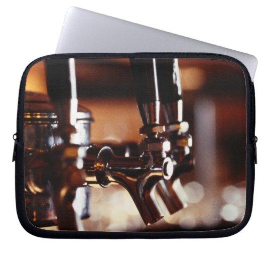 Beer Taps Laptop Sleeve