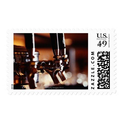 Beer Taps Postage