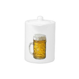Beer Teapot