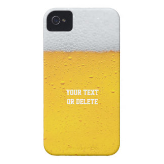 Beer Texture iPhone 4/4S Case-Mate Barely There Case-Mate iPhone 4 Case