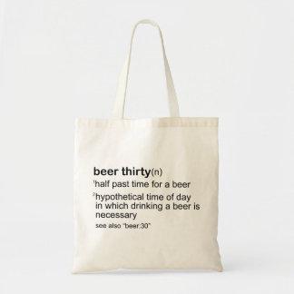 Beer Thirty Bag