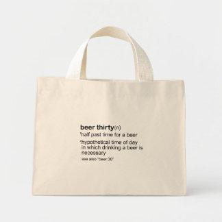 Beer Thirty Bags