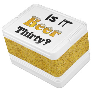 Beer Thirty Cooler