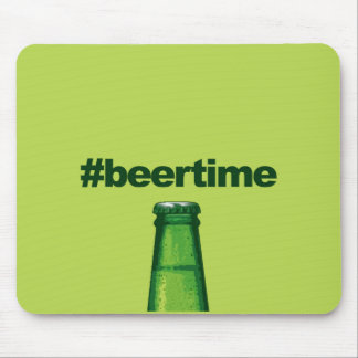 Beer Time Mouse Pad