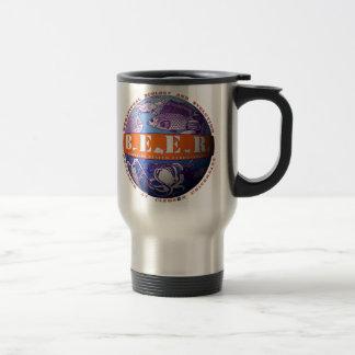 BEER to go mug