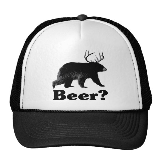 Beer? Trucker Hat