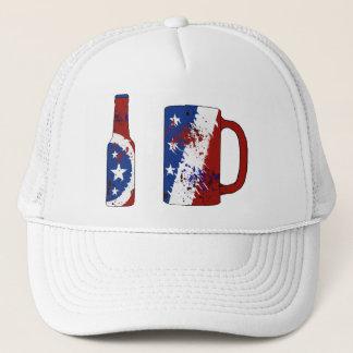Beer USA Trucker Hat