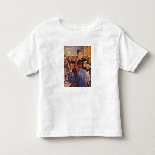 Beer Waitress by Edouard Manet Toddler T-shirt T-Shirt, Hoodie, Sweatshirt