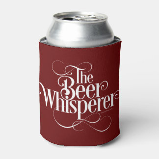 Beer Whisperer Can Cooler