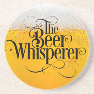 Beer Whisperer Coaster