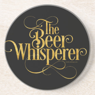 Beer Whisperer Drink Coaster
