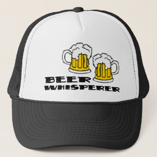 Beer Whisperer Trucker Hat
