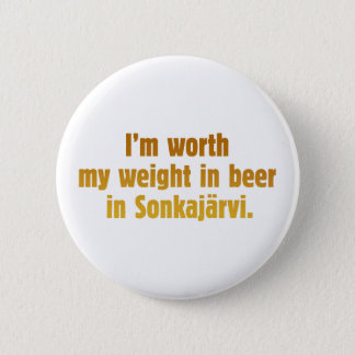 Beer Wife Button
