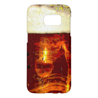 Beer with Foam Samsung Galaxy S7 Case