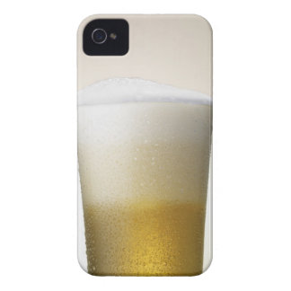 beer with foamy head Case-Mate iPhone 4 case
