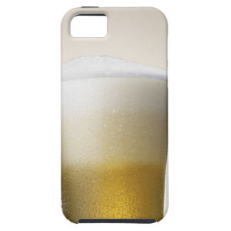 beer with foamy head iPhone SE/5/5s case