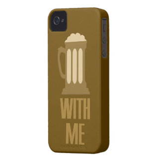 Beer With Me iPhone case-mate