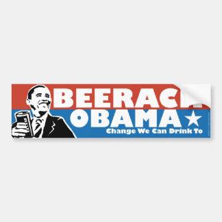 Beerack Obama Bumper Sticker Car Bumper Sticker