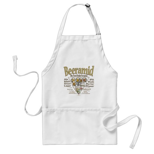 Beeramid Drinking Gear Adult Apron